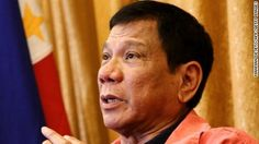 Duterte threatens to leave U.N. The pugnacious new leader made the comments in a speech Sunday in Davao City, the southern Filipino city where he served as mayor for over two decades.