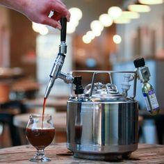 Jacked-Up™ Nitro Cold Brew Keg System