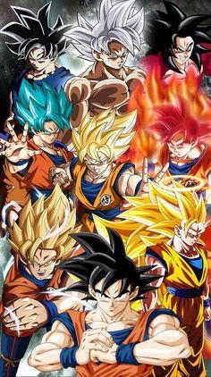Goku Complete C by JemmyPranata