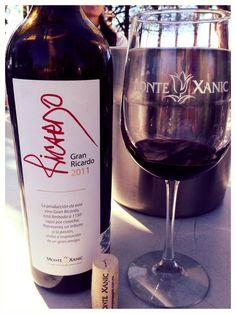 #MonteXanic en Valle de Guadalupe . #GranRicardo uno de los mejores vinos, relación costo- calidad. #wine