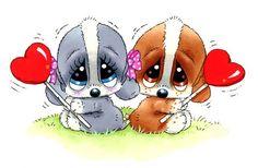 Ideas For Baby Animals Cartoon Sad Tatty Teddy, Cute Animal Drawings, Cute Drawings, Animal Pictures, Cute Pictures, Baby Animals, Cute Animals, Soft Cell, Bear Images