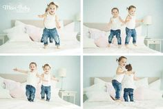 Jump around: | 34 Beautiful And Creative Photography Ideas For Twins