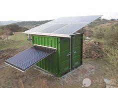 Veja como é possível produzir sua própria água potável e energia elétrica.