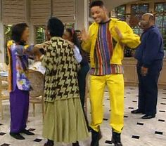 "Community Post: Every Dance On ""The Fresh Prince Of Bel Air"""