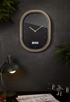 Interior Photography by Oliver Jungmann (2018, Germany) | Client: Flugzeugmöbel.de (flzgmbl.de) Oliver, Clock, Wall, Home Decor, Guys, Watch, Decoration Home, Room Decor, Clocks