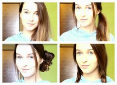 Quick & Easy Hairstyles for School! *-*