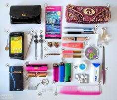 Show Me What's In Your Purse