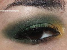 The Legend of Zelda. Link. Geeky makeup.
