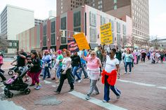 Woman's March of Unity 2017 in Fort Worth Texas — Jessica Martinez