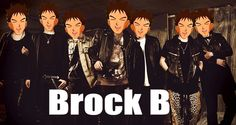 THIS IS PERFECT!!!  Brock B is my new favorite bias group!