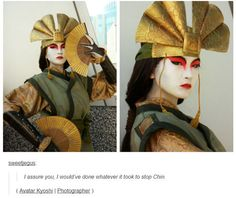 tumblr cosplay 2015 Kyoshi