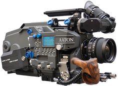 Aaton 35mm motion camera