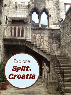 Seaside, Roman Ruins, Game of Thrones, and Outdoor Cafes -Split, Croatia - Traveling Mom