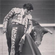Desplante torero.