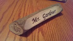 100% eco-friendly custom made, you choose the fonts and designed, I will hand burn all items into the wood!