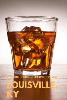 """Why bourbon is """"king"""" in Louisville, Kentucky! Louisville Restaurants, Great Restaurants, Kentucky Derby, Bourbon Kentucky, Louisville Kentucky, Realtor License, Outdoor Fun, Where To Go, Day Trips"""