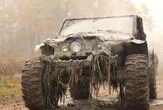 Nice Dirty Jeep