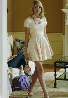 Gossip Girl | Jenny Humphrey original. I don't like Jenny Humphrey but I love this dress!