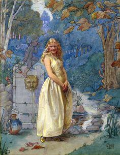 Harold Gaze Art   Harold Gaze-English painter(1885-1962) who was born in New Zealand