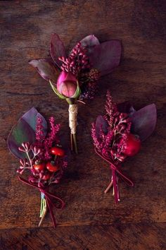 Marsala has been named the Pantone color of the year. So if you are stuck for ideas on a color scheme for your wedding, then Marsala may be your answer. Deep Red Wedding, Berry Wedding, Floral Wedding, Fall Wedding, Wedding Bouquets, Wedding Flowers, Wedding Colors, Wedding Buttonholes, Burgundy Wedding