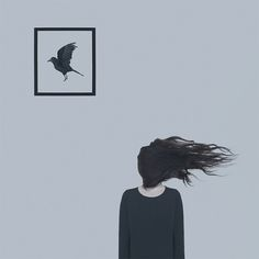 The One Who Couldn't Fly Away by Gabriel Isak