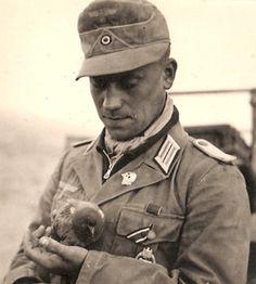 Soldat und Dove