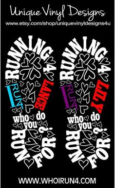 352b5136e Change LOVE to a name IR4 Running Shoe by uniquevinyldesigns4u $15.00  Running Gifts, Running Race