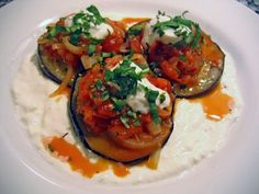 Morsels+and+Musings:+afghani+eggplant+with+yoghurt