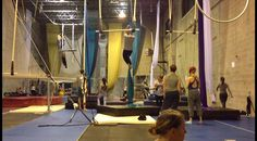 Here's what Circus Warehouse is like.