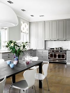 find this pin and more on kitchen ideas industrial kitchen by la cornue