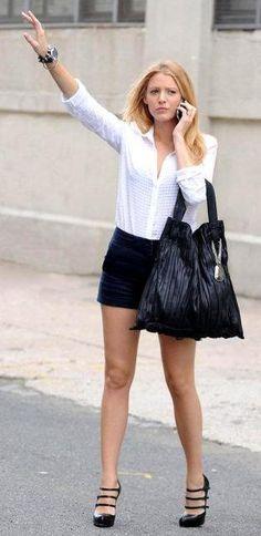 Serena Van Der Woodsen shoes, Serena Van Der Woodsen style, blake lively, Gossip Girl