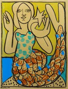 """Mermaid"" by America Martin"