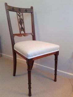 SALE - Elegant Carved Wooden Chairs Wooden Chairs, Dining Chairs, Take A Seat, Carving, Elegant, Trending Outfits, Beauty, Furniture, Vintage
