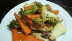 Recette Légumes grillés sur barbecue - Recettes du Québec
