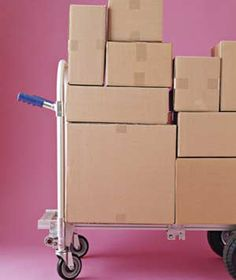 Where to Buy Moving Supplies  How to find affordable boxes and packing tools.