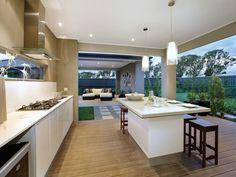 Modern living area ideas
