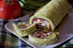 Rotolo+di+zucchine+con+bresaola+e+mozzarella