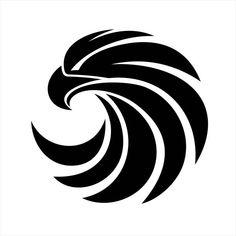 Eagle icon vector art illustration żywica i drewno логотип, тату, эскиз. Graphisches Design, Eagle Design, Logo Design, Native Art, Native American Art, Eagle Icon, Eagle Art, Eagle Tattoos, Wolf Tattoos