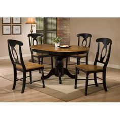 Winners Only, Inc. Quails Run 5 Piece Dining Set