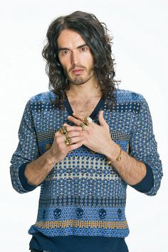 Russell Brand...love him!!