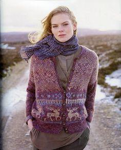 Nordic tweed - Wilhelmina- Rowan