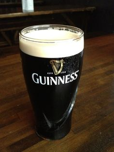 The Best Pint Guinness, Pint Glass, Beer, Good Things, Glasses, My Love, Black, Products, Root Beer