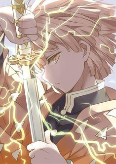 Daily Manga & Anime News, Spoilers and Predictions Otaku Anime, Manga Anime, Anime Art, Demon Slayer, Slayer Anime, Fanarts Anime, Anime Characters, Anime Love, Anime Guys