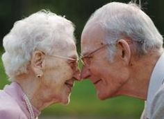 Older couples make me soooo happy! There is nothing sweeter then seeing them holding hands! Melts my heart fully & completely <3