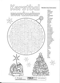 Afbeeldingen Kleurplaten Kerstmis 19 Beste Afbeeldingen Van Kerstpuzzel Werkbladen
