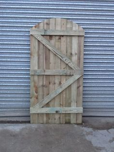 Wooden Gate, Garden Gate, Heavy Duty Pressure Preated in Garden & Patio, Garden Fencing, Garden Gates | eBay