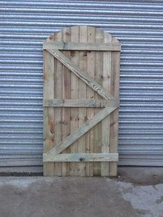 Wooden Gate, Garden Gate, Heavy Duty Pressure Preated in Garden & Patio, Garden Fencing, Garden Gates | eBay