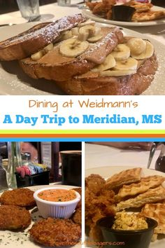 A day trip to Meridian, Mississippi must include brunch or lunch at Weidmann's, the oldest restaurant in Mississippi. Meridian Mississippi, South Usa, Dauphin Island, Drinking Around The World, Best Places To Eat, Day Trip, West Virginia, Back Home, Travel Usa