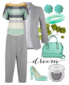 """""""Dream"""" by chanlee-luv ❤ liked on Polyvore featuring Dot & Bo, Merona, Miss Selfridge, Acne Studios, Balmain, Dollydagger, Kenneth Jay Lane and Urban Decay"""