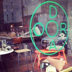 design shop: DORA